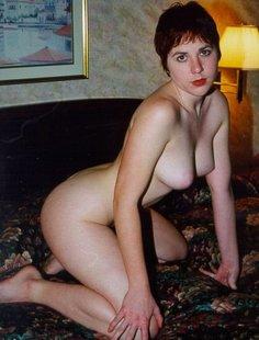 Винтажные снимки обнаженных горячих женщин