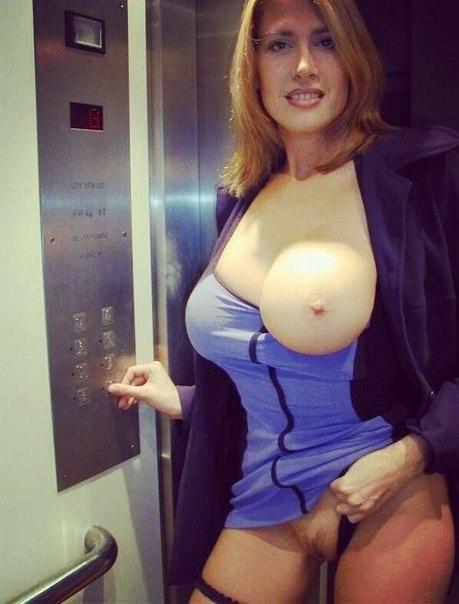 Обнаженка и секс от грудастых давалок 22 фото