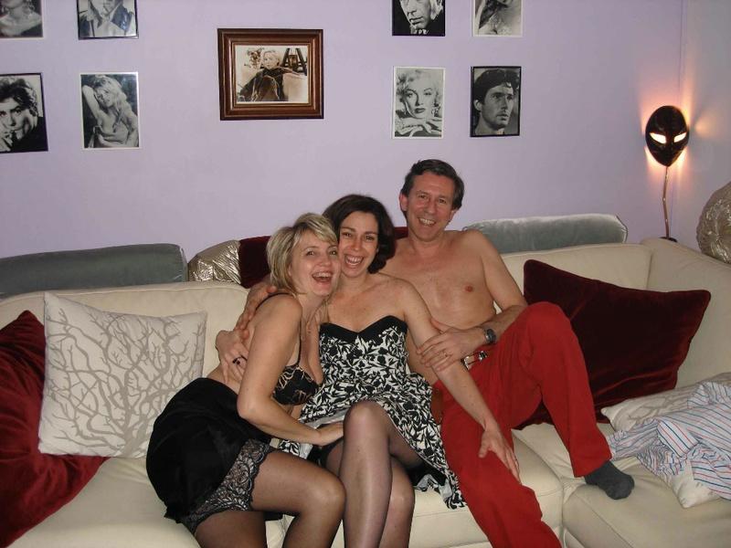 Старые друзья давно не виделись, напились и потрахались 1 фото