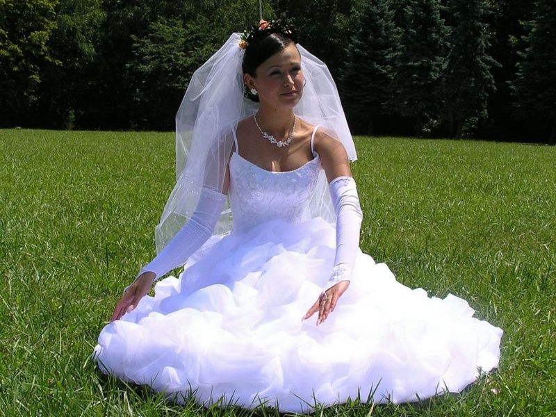 Невеста выложила в сеть обнаженные фото 2 фото