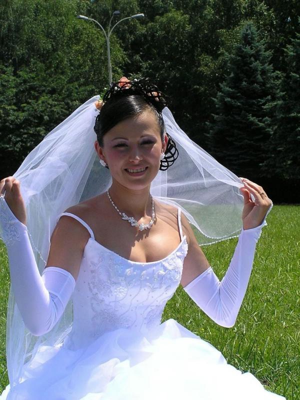 Невеста выложила в сеть обнаженные фото 1 фото