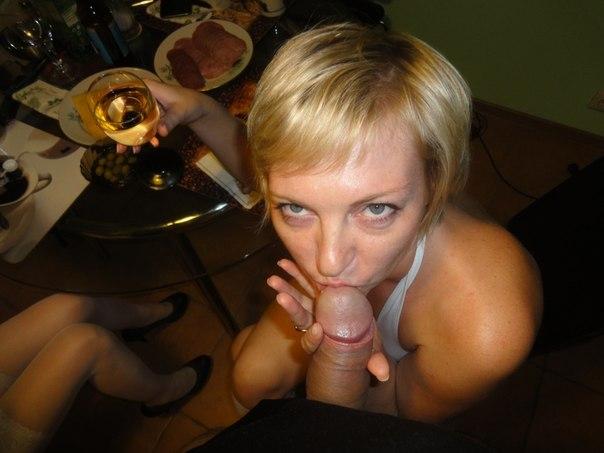 Сборник любительского секса с окончанием в рот и на лицо 27 фото