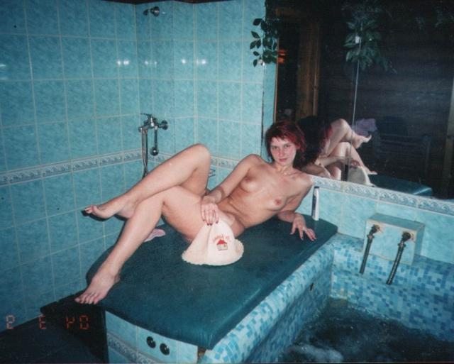 Ретро подборка голых девиц и женщин в сауне и бане 19 фото