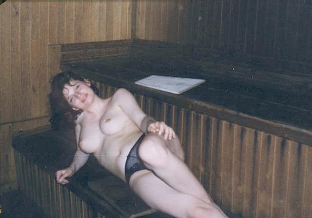 Ретро подборка голых девиц и женщин в сауне и бане 12 фото
