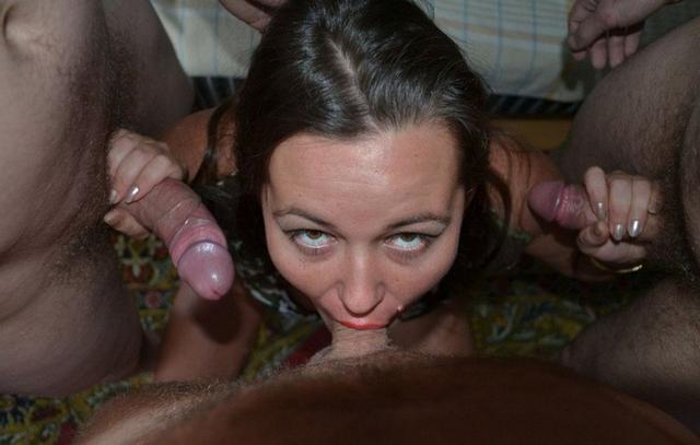 Любящие жены берут в рот члены своих мужей 23 фото