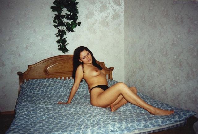 Частная эротика голых женщин из СССР 7 фото