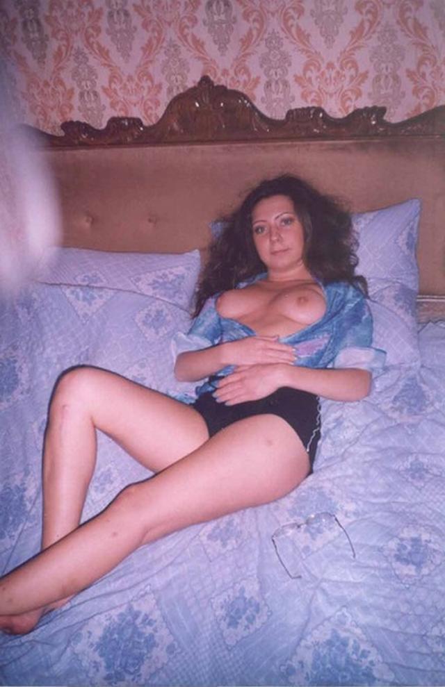 Частная эротика голых женщин из СССР 9 фото