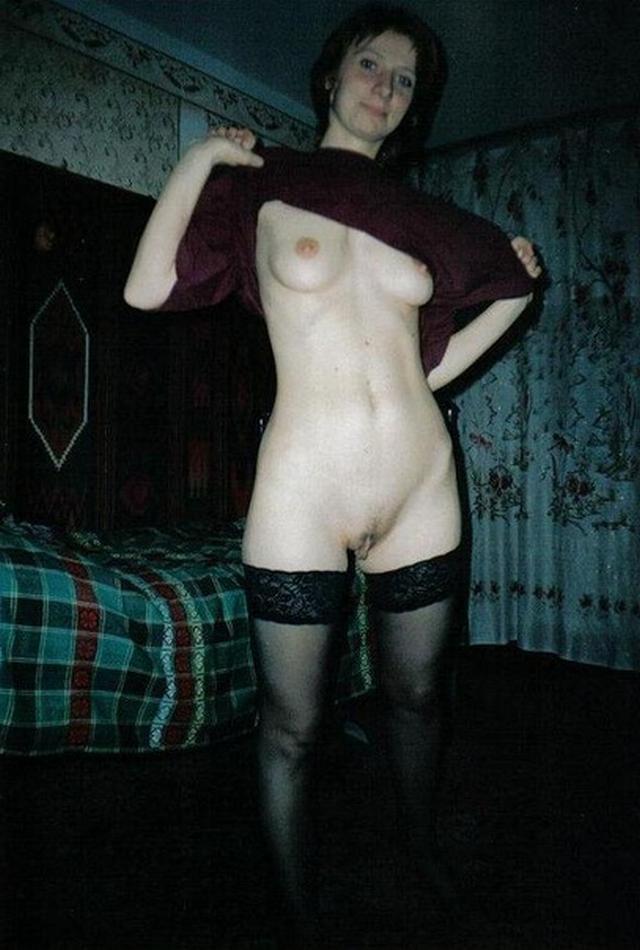 Частная эротика голых женщин из СССР 14 фото