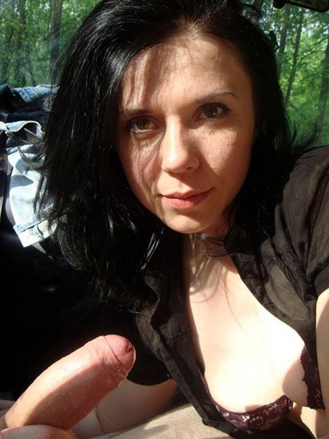 Интимные услуги от жгучей темноволосой леди 27 фото
