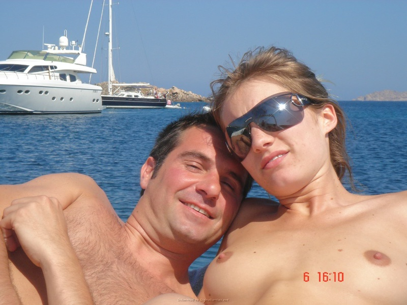 Незабываемая поездка влюбленной пары на море 20 фото