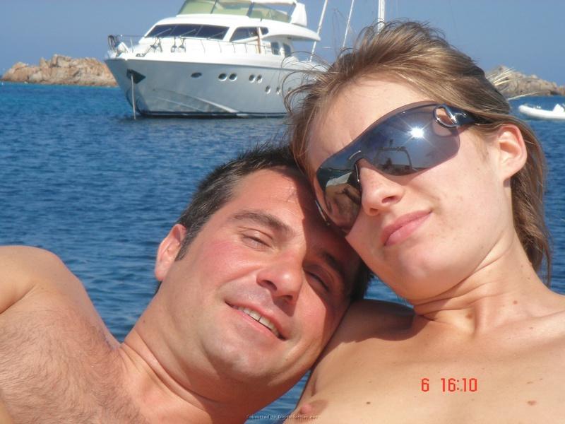 Незабываемая поездка влюбленной пары на море 21 фото