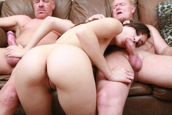 Подборка глубоких минетов и секса с Сашей Грей 19 фото