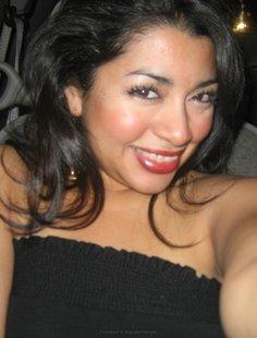 Озабоченная латино-американка с большими буферами