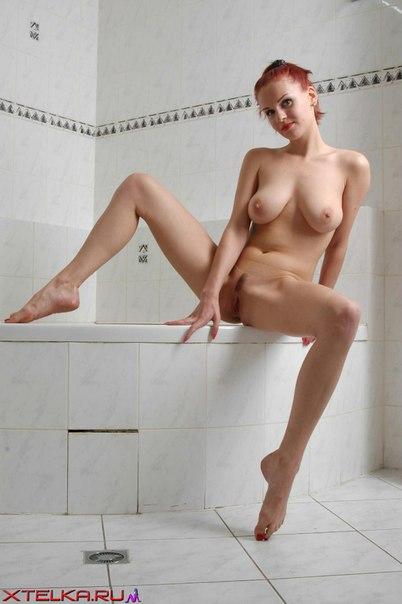 Голые славянки демонстрируют большие буфера 19 фото