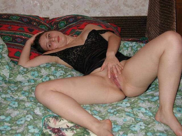 Подборка домашней эротики стройных мамаш из Твиттера 7 фото