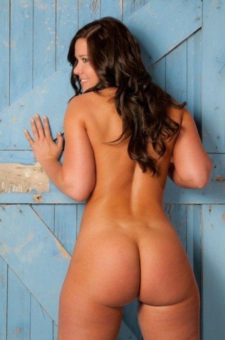 Сборник голых задниц стройных девушек 9 фото