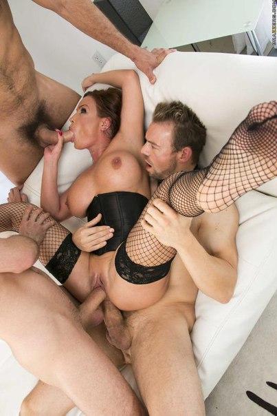 Сборник группового секса в домашних условиях 19 фото