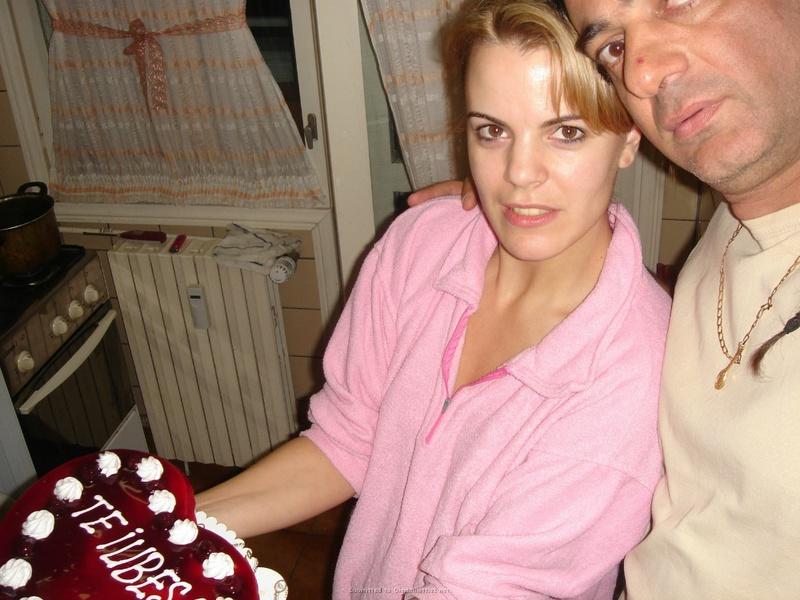 Подарила мужу торт и себя голую 6 фото