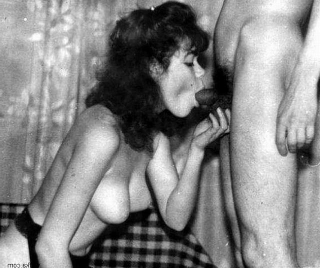 Винтажные съемки горячего секса партнеров 4 фото