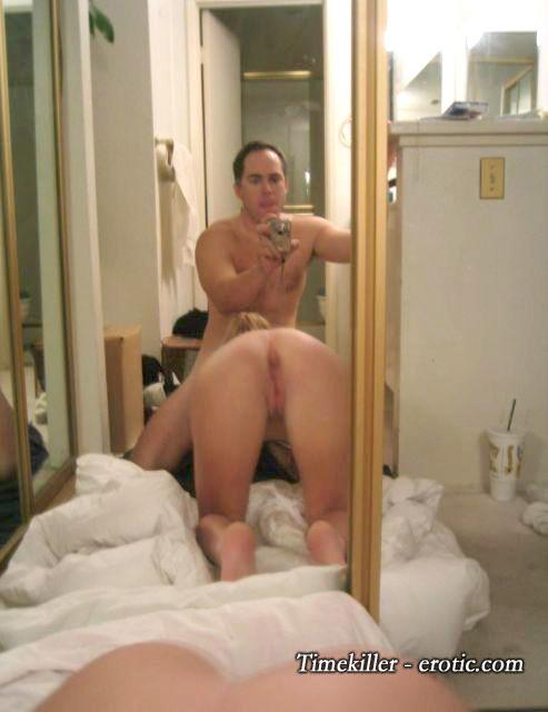 Подборка любительского секса втроем 6 фото