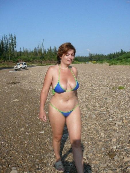 Любительская подборка голых сисек разных размеров 11 фото