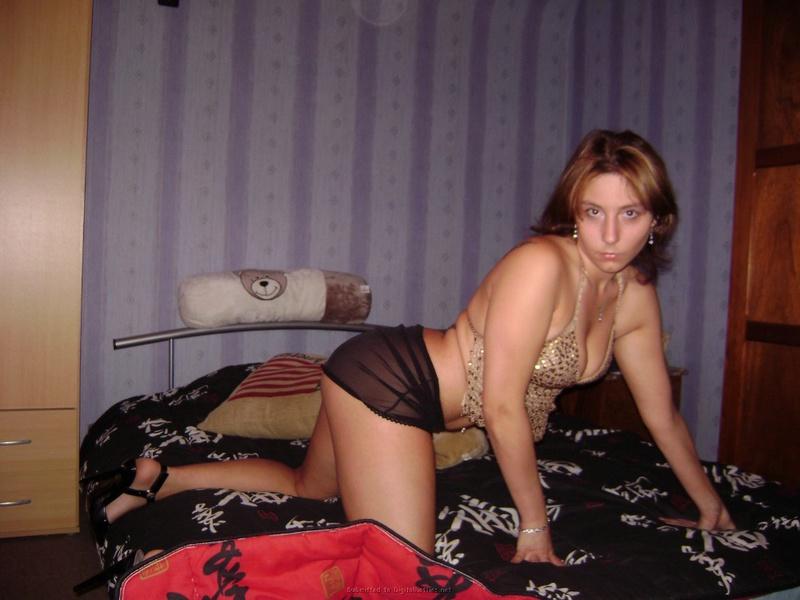 Москвич после развода слил в сеть интимные снимки бывшей 6 фото