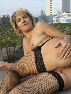 Зрелые женщины красивы и очень сексуальны