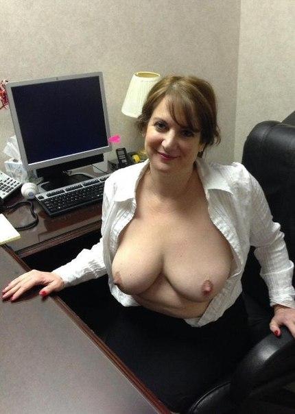 Большие груди похотливых мамочек 19 фото