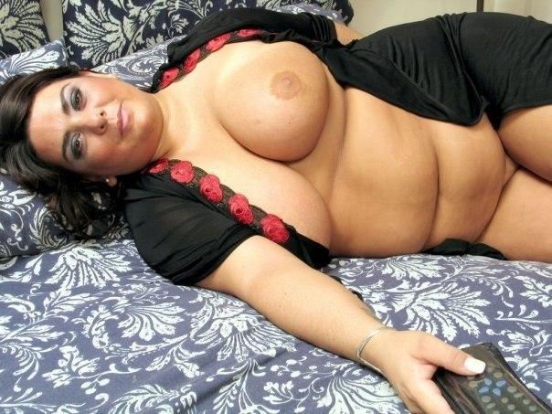 Аматорская эротика и секс сисястых мамуль 16 фото