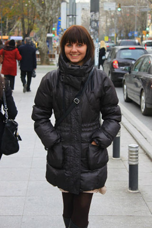 Частный архив студентки МГУ, ставшей эро моделью 6 фото