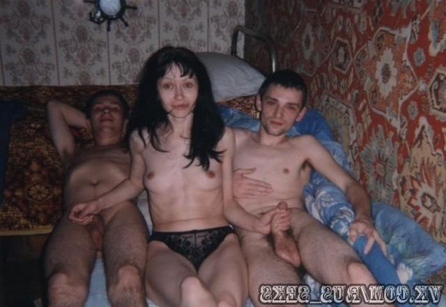 Сборник групповухи с русскими бабами из провинции 22 фото