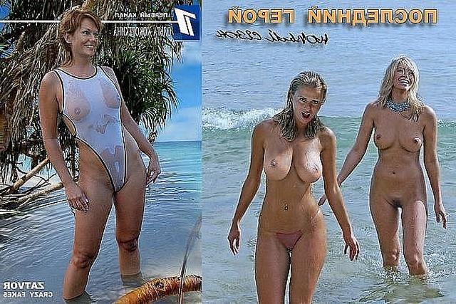 Подборка эротики Анны Семенович из сети 7 фото