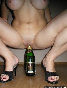 Интимные снимки безобразной анонимки в интернете