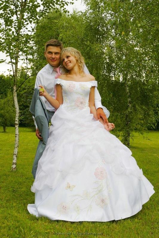 Незабываемая эротика от невесты в брачную ночь