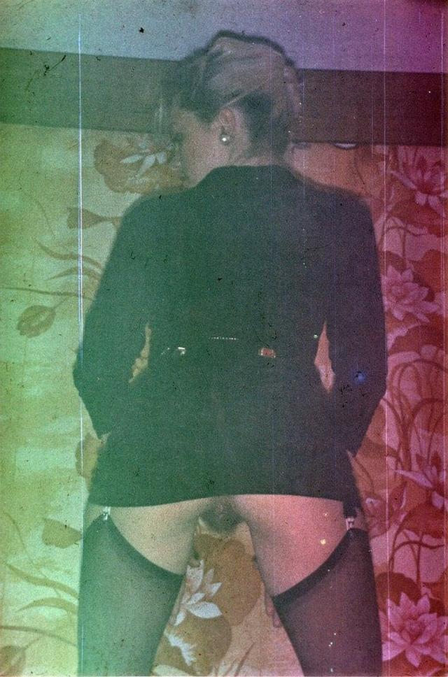Ретро снимки блондинки из СССР с волосатой писей 28 фото