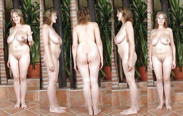 Полные женщины раздвигают булки перед камерами 18 фото