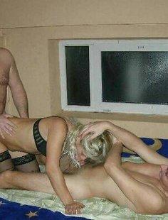Приятное времяпровождение за занятием горячим сексом
