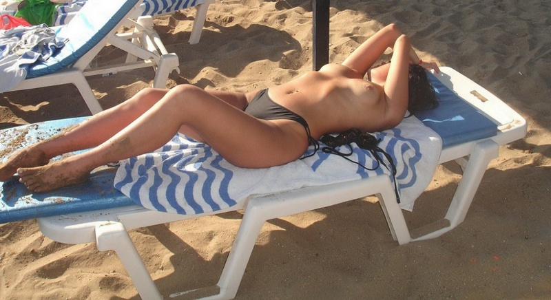 Машаша активно трахается на отдыхе с двумя любовниками 2 фото