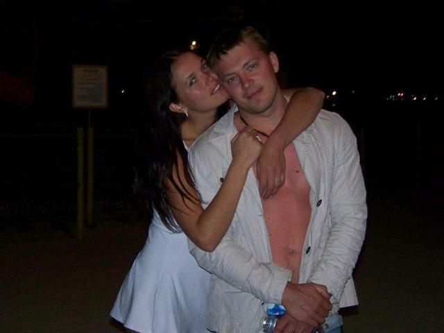 В сеть случайно попали подробности медового месяца молодоженов 9 фото